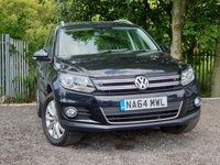 2014 VOLKSWAGEN TIGUAN 2.0 MATCH TDI BLUEMOTION TECHNOLOGY 4MOTION 5d 139 BHP