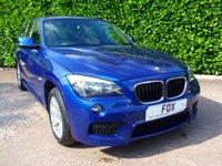 2012 BMW X1 2.0 XDRIVE18D M SPORT 5d 141 BHP £7975.00
