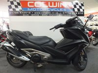 USED 2018 67 KYMCO AK550 550cc  ONLY 3,484 MILES!!!