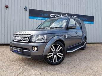 2014 LAND ROVER DISCOVERY 4 3.0 SDV6 HSE LUXURY 5d AUTO 255 BHP £24995.00