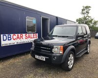 2006 LAND ROVER DISCOVERY 2.7 3 TDV6 HSE 5d 188 BHP £4995.00