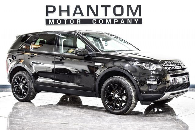 USED 2017 17 LAND ROVER DISCOVERY SPORT 2.0 TD4 HSE 5d AUTO 180 BHP