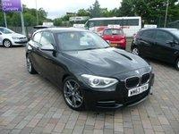 2014 BMW 1 SERIES 3.0 M135I 3d 316 BHP £13999.00