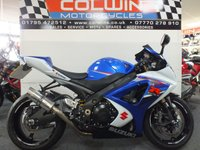 USED 2007 57 SUZUKI GSXR1000 1000cc LOVELY CONDITION!!!!