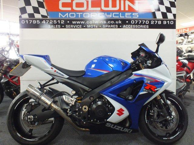 2007 Suzuki Gsxr1000 Gsx-R 1000/H/J/K*/L*/M/N/R/RJ/U2