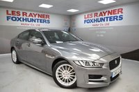 USED 2016 16 JAGUAR XE 2.0 R-SPORT 4d 161 BHP Full Leather, Cruise control, Bluetooth, Free Tax, Great MPG