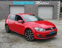 2015 VOLKSWAGEN GOLF 1.6 MATCH TDI BLUEMOTION TECHNOLOGY 5d 103 BHP £8650.00