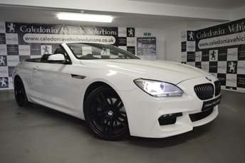 2014 BMW 6 SERIES 3.0 640D M SPORT 2d AUTO 309 BHP £22250.00