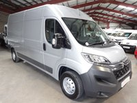 "USED 2016 66 CITROEN RELAY 2.0 35 L3H2 ENTERPRISE BLUE EURO 6 HDI 130 BHP LWB VAN ""YOU'RE IN SAFE HANDS"" - AA DEALER PROMISE"