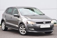 USED 2011 11 VOLKSWAGEN POLO 1.2 MODA A/C 5d 70 BHP AIR CON - ALLOYS - LOW INSURANCE