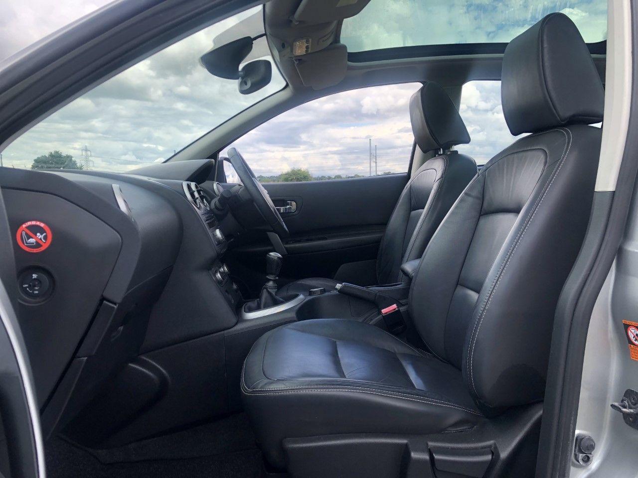 2008 Nissan Qashqai Tekna DCI 4WD £3,500