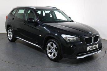 2011 BMW X1 2.0 XDRIVE18D SE 5d 141 BHP £6995.00