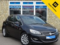USED 2013 13 VAUXHALL ASTRA 1.6 ELITE [FULL LEATHER] 5 Dr