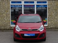 USED 2014 64 KIA RIO 1.4 ECODYNAMICS 4 [TOP SPEC] 5 Dr
