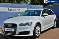 USED 2015 15 AUDI A6 AVANT 2.0 TDI ULTRA SE 5d AUTO 188 BHP Full Audi Service History with One Private Owner, Front & Rear Parking Sensors, Bluetooth Connectivity with Audio Streaming, Full Black Milano Leather Interior, Front & Rear Climate Control & Cruise Control...