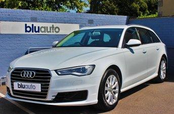 2015 AUDI A6 AVANT 2.0 TDI ULTRA SE 5d AUTO 188 BHP £16520.00
