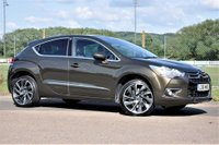 USED 2011 61 CITROEN DS4 2.0 HDi DSport 5dr FULL SERVICE HISTORY+LOW MILES