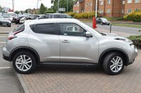 USED 2016 65 NISSAN JUKE 1.6 N-Connecta XTRON 5dr