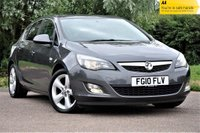 USED 2010 10 VAUXHALL ASTRA 1.4T 16v SRi 5dr FULL SERVICE HISTORY
