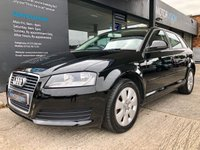 USED 2009 59 AUDI A3 2.0 TDI 5d 138 BHP Great condition, Full S/history, 12 months MOT, 2 keys