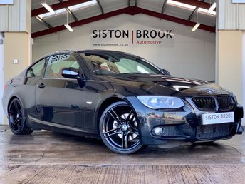 2012 BMW 3 SERIES 2.0 320D M SPORT 2d AUTO 181 BHP £SOLD