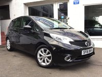 USED 2016 16 NISSAN NOTE 1.5 TEKNA DCI 5d 90 BHP STUNNING TOP OF THE RANGE NOTE