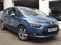 USED 2015 65 CITROEN C4 GRAND PICASSO 1.6 BLUEHDI SELECTION 5d 118 BHP STUNNING C4 GRAND PICASSO SELECTION
