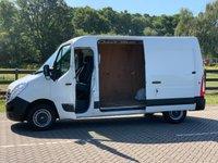 USED 2012 62 VAUXHALL MOVANO 2.3 F3500 L2H2 CDTI 1d 98 BHP