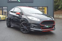USED 2015 FORD FIESTA 1.0 ZETEC S BLACK EDITION 3d 139 BHP