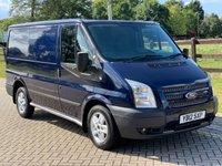 2012 FORD TRANSIT 2.2 260 TREND LR 1d 124 BHP £6995.00