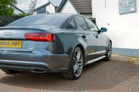 USED 2015 65 AUDI A6 2.0 TDI ULTRA BLACK EDITION 4d AUTO 190 6 MONTHS RAC WARRANTY FREE + 12 MONTHS ROAD SIDE RECOVERY!