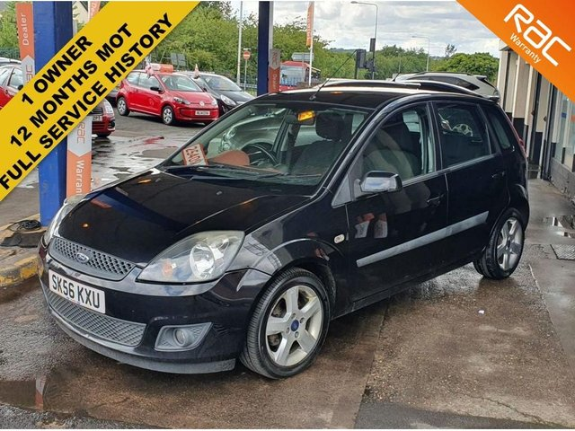 2006 56 FORD FIESTA 1.4 FREEDOM 16V 5 DOOR  ** ONLY 1 OWNER **