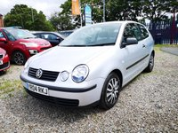 USED 2004 04 VOLKSWAGEN POLO 1.2 S 3d ++ IDEAL FIRST CAR ++