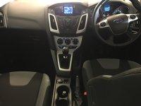 USED 2013 62 FORD FOCUS 1.6 ZETEC TDCI 5d 113 BHP Lovely Low Mileage New Shape Focus Zetec Full Spec And Fabulous Ecomomy