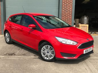 2015 FORD FOCUS 1.0 STYLE 5 DOOR 99 G-KM £6395.00