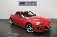 USED 2009 59 MAZDA MX-5 2.0 I ROADSTER SPORT TECH 2d 158 BHP
