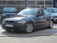 USED 2007 07 BMW 3 SERIES 2.0 320D SE 4d AUTO 161 BHP