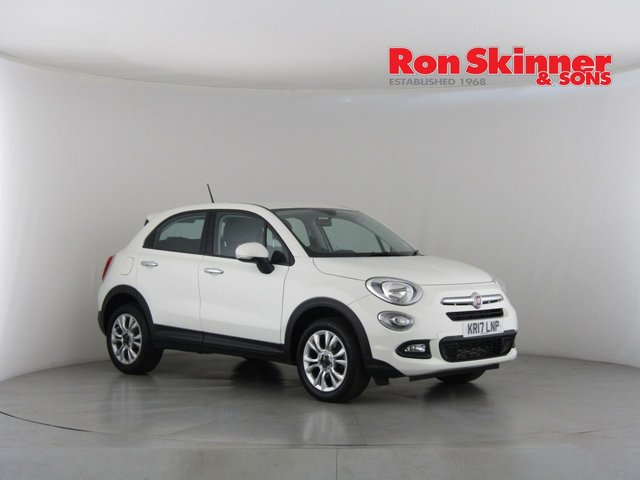 View our 2017 17 FIAT 500X 1.4 MULTIAIR POP STAR 5d 140 BHP