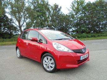 2011 HONDA JAZZ 1.3 I-VTEC ES 5d 98 BHP £4295.00
