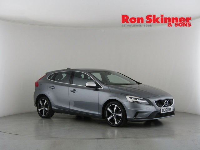 View our 2016 16 VOLVO V40 2.0 T2 R-DESIGN 5d 120 BHP