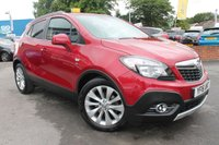 USED 2016 16 VAUXHALL MOKKA 1.4 SE 5d AUTO 138 BHP ONLY ONE OWNER - MEGA LOW MILES - RARE AUTOMATIC - BRILLIANT SERVICE HISTORY