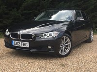 USED 2012 12 BMW 3 SERIES 2.0 320I SE 4d AUTO 181 BHP
