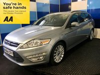 2014 FORD MONDEO 2.0 ZETEC BUSINESS EDITION TDCI 5d 138 BHP £5395.00