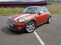 USED 2013 13 MINI HATCH COOPER 1.6 COOPER 3d 122 BHP LOW MILEAGE