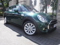 USED 2016 66 MINI CLUBMAN 2.0 COOPER S 5d AUTO 189 BHP ****FINANCE ARRANGED****PART EXCHANGE WELCOME***1OWNER*MINI SH*NAV*CRUISE*BTOOTH*COLLISION ALART*AUX*USB