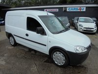 USED 2011 60 VAUXHALL COMBO 1.2 2000 CDTI A/C 5d 69 BHP