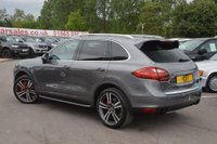 USED 2010 M PORSCHE CAYENNE 4.8 Turbo Tiptronic S AWD 5dr FULL HISTORY*21' WHEELS*PTV+