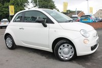 USED 2015 15 FIAT 500 1.2 TWINAIR LOUNGE 3d 105 BHP SUPER LOW MILES - ONE OWNER - SERVICE HISTORY- GREAT EXAMPLE