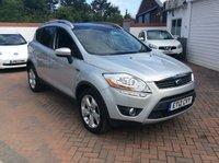 2012 FORD KUGA 2.0 TITANIUM X TDCI 5d AUTO 163 BHP £8995.00