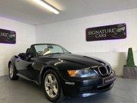 2000 BMW Z3 1.9 Z3 ROADSTER 2d 117 BHP £2400.00